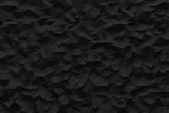 Abstract black background stock illustration