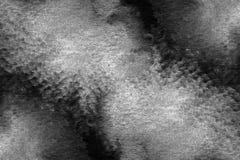 Abstract black background. Dark grunge texture background. Stock Image