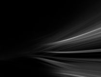 Abstract black background for design Royalty Free Stock Photo