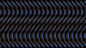 Abstract black background with multicolor patterns for the desig. Abstract black background with multicolor patterns is computer graphics and can be used in the Royalty Free Illustration
