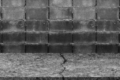 Abstract black background, old black vignette border frame white Stock Photography