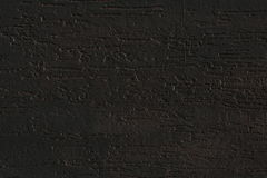 Abstract black background. With rough distressed aged texture Stock Image