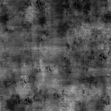 Abstract black background with rough distressed aged texture Stock Photography