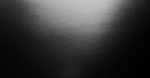Abstract black background with spotlight. Paper texture Stock Photos