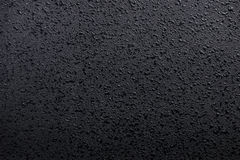 Abstract black background texture. Black texture paint ,rough grunge seamless  background Royalty Free Stock Photo