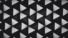 Abstract black brown white color pattern wallpaper Stock Photos