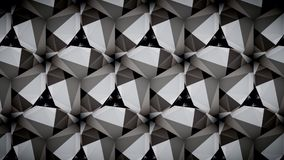Abstract black brown white color pattern wallpaper Royalty Free Stock Photos
