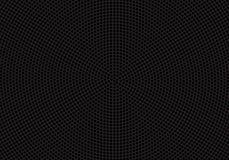 Abstract black circle mesh speaker pattern background vector. Illustration royalty free illustration