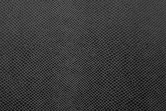 Abstract black color leather Stock Images