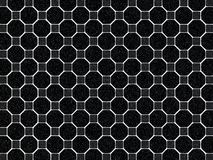 Abstract Black Geometric Background Stock Photography