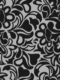 Abstract black-gray background Royalty Free Stock Image