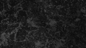 Abstract black grunge concrete wall texture motion background