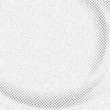 Abstract black halftone pattern element modern curve texture smooth white background and texture royalty free illustration