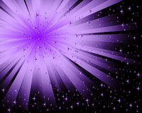 Abstract black lilac background Stock Images