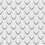 Abstract Black Line Pattern, vector Royalty Free Stock Photo