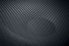 Abstract black music speaker background. Black textured speaker grille background Royalty Free Stock Photos