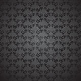 Abstract black pattern background Royalty Free Stock Photos