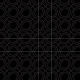 Abstract black pattern Royalty Free Stock Photo