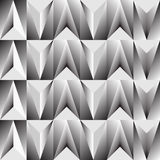 Abstract black polygon for background Royalty Free Stock Photos