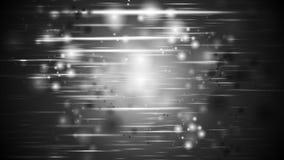 Abstract black shiny video animation stock video