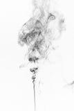 Abstract black smoke Stock Photos