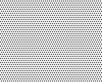 Abstract Black Spot On White Background. Royalty Free Stock Images