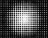 Abstract black spot. Stock Photo