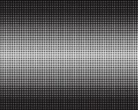 Abstract black spot on white background. Royalty Free Stock Image