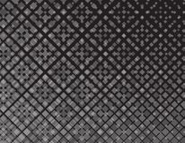 Abstract black square pattern background design. Abstract black square pattern background Stock Photo