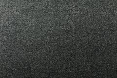 Black wall texture background. Royalty Free Stock Images