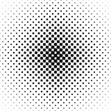 Abstract black and white angular square pattern. Background Royalty Free Stock Photos