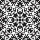 Black and white pattern Stock Photos