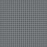 Abstract black and white background, seamless  pattern Stock Photography
