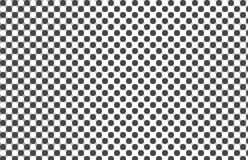 Abstract black and white circle Royalty Free Stock Photo