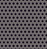Abstract black and white color pattern background Royalty Free Stock Photo