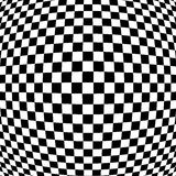 Abstract Black - White Geometric Background. Royalty Free Stock Image