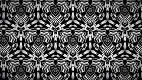Abstract black and white line wallpaper. Abstract black and white line background Stock Image