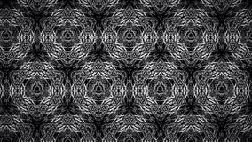 Abstract black and white line wallpaper. Abstract black and white line background Royalty Free Stock Photo
