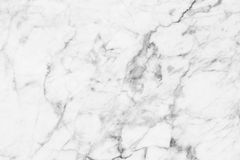Abstract black and white marble patterned (natural patterns) texture background. Royalty Free Stock Photos
