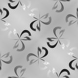 Abstract black and white pattern. Texture background. Royalty Free Stock Image