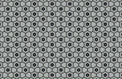 abstract black and white patterns background Royalty Free Stock Photography
