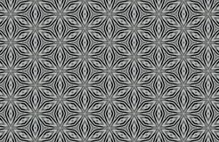 abstract black and white patterns background Royalty Free Stock Photo