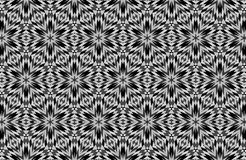 abstract black and white patterns background Royalty Free Stock Photos