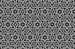 Abstract black and white patterns background. Wallpaper backdrop graphics design modern Royalty Free Stock Photography