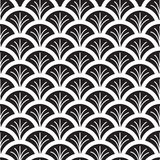 Abstract   Black and white  Seamless Pattern Stock Photos