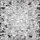 Abstract black-and-white striped grunge background Stock Photo