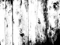 Abstract black and white wood textured background. royalty free stock photography