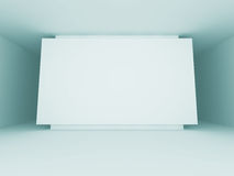 Abstract Blank Banner Interior Architecture Background Stock Photography