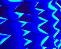 Abstract blauw Stock Afbeeldingen