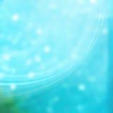 Abstract blauw als achtergrond Stock Fotografie